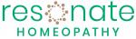 Resonate Homeopathy Logo